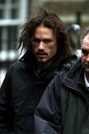 Last known photo of Heath Ledger